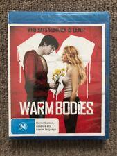 Warm Bodies - Nicholas Hoult (Blu-ray, 2013) Region B- NEW & SEALED