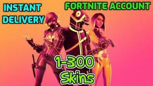 FN ACCOUNT 1-300 SKINS RANDOM 🔰 INSTANT Delivery 🔰 Gift + Warran