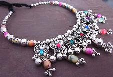 Ethnic Handmade Tribal JEWELRY Necklace Earring Gothic