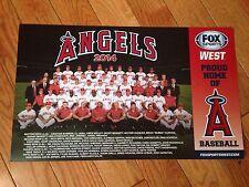 Los Angeles Angels of Anaheim SGA 2014 Team Photo-9/21/14