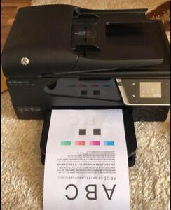 HP 6600 Tintenstrahldrucker Multifunktionsgerät