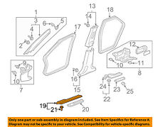 HONDA OEM 04-07 Accord Interior-Front Sill Plate Left 84253SDAA10ZC