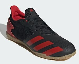 Adidas Predator 20.4 IN Sa Sala EE9580 men's football indoor trainers black red
