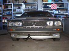 Oldtimer von 1983 - Maserati V6 Biturbo Coupe mit 184 Ps Klima Alufelgen Berlin