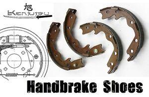 Rear Handbrake Shoes Set Drift & Street - For R33 GTS-T Skyline RB25DET