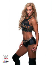 CARMELLA DIVA UNSIGNED 8x10 PHOTO FILE WWE WWF WRESTLING OUT OF PRINT