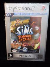 Los Sims Toman la Calle para playstation 2 nuevo y precintado