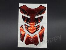 Motorcycle Gas Tank Racing Protector Pad for Yamaha Kawasaki Honda Decal Sticker
