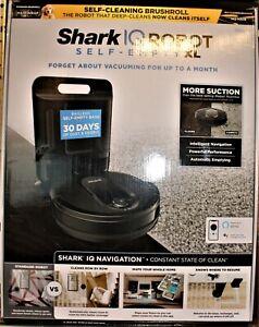 Shark IQ Robot Self-Charging Robot Vacuum RV1001AE