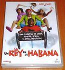 UN REY EN LA HABANA - Alexis Valdés DVD R2 - Precintada
