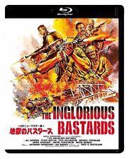 THE INGLORIOUS BASTARDS HD New Master Edition- Japanese original Blu-ray