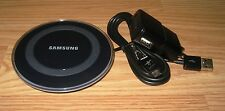 Samsung Galaxy Wireless Charging Pad (EP-PG920I) w/ MicroUSB Charger **USED**