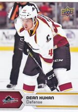 DEAN KUKAN 2017-18 17-18 UPPER DECK AHL HOCKEY BASE #41 CLEVELAND MONSTERS