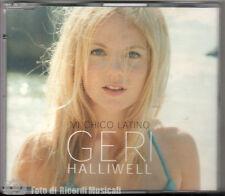 CDS GERI HALLIWELL - MI CHICO LATINO (CD PERFETTO)