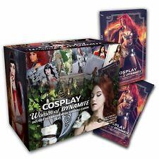 Dynamit Cosplay Ultra-Premium Sammelkarte Set - Schaukasten von 12