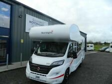 6 Sleeping Capacity Campers, Caravans & Motorhomes with Safety Features Electronic Stability Program (ESP)