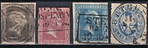 Germany Prussia 1850-65 used