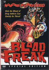 Blood Freak (1972) - Brand New DVD! - Ships First Class with Tracking