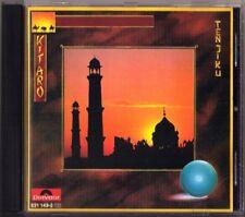 KITARO: TEN-JIKU The Mist Caravansary Pray Ganga Sunset Linden Moon Star CD 喜多郎