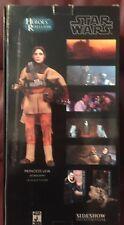 STAR WARS - Princess Leia as Boushh - SIDESHOW - 1/6 Scale Figure - UK