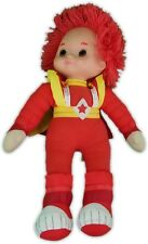 """18"""" Toy Factory Rainbow Brite Doll Red Butler Cape Plush 32-12"""