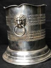 Unbranded Georgian Antique Silver Plate
