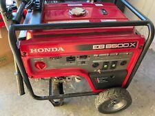 Honda Eb6500 X Industrial Gasoline Generator