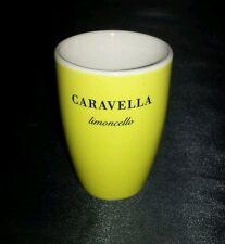 Caravella Limoncello Yellow Shot Glass Shooter