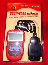 Code Reader Engine Fault Diagnostic Scanner Tool OBDII OBD2 EOBD CAN BUS  MS310