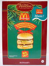 2003 Carlton Cards Heirloom Ornament McDonald's Musical Big Mac