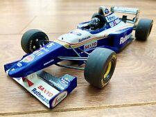 Rothmans Williams Renault F1 Team FW17 Quartzo 1:18 Scale Damon Hill Ltd Edition