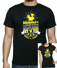 FINAL FANTASY 7 CHOCOBO BILLY'S RANCH 1997 T-Shirt. Unisex or Women's Fitted Tee