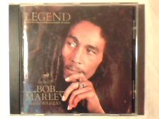 BOB MARLEY AND THE WAILERS Legend cd USA PETER TOSH
