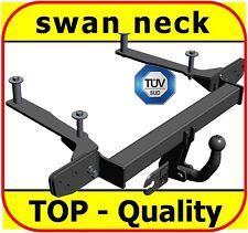 Towbar Tow Hitch Honda Accord VIII Saloon 2003 to 2008 / swan neck Tow Bar