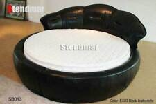 NEW MODERN EURO DESIGN ROUND BED SB013