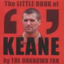 Very Good, The Little Book of Roy Keane, Unknown Fan, Book