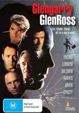 Glengarry Glen Ross DVD - Pacino - Lemmon - Baldwin - New & Sealed