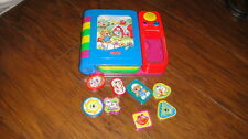 FISHER PRICE PUZZLE BOOK ELECTRONIC TALKING