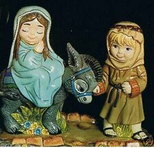 "Ready to Paint Ceramic Vintage ""Flight to Egypt"""