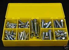M6mm & M8mm METRIC ALLEN (SOCKET CAP SCREW) BOLT & NUT ASSORTMENT DIN 912 & 934