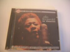 ELLA FITZGERALD THE SONGBOOKS THE SILVER COLLECTION.CD NEUF EMBALLE. CD SEALED.
