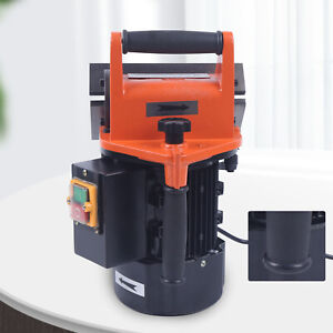 550W Electric Chamfering Machine High-Speed Vertical Deburring Tool 3000RPM