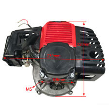 Racing 50cc 2 Stroke GAS Chopper Engine for Go Kart Motorized Bike Moped ATV su3