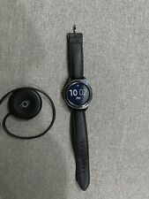 Samsung Gear S2 Classic Smartwatch (SM-R735T) black leather band