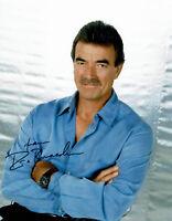 Eric Braeden - original signiertes GROSSFOTO - signed Autogramm in Person