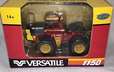 Top Shelf Versatile 1150 Tractor With Triples Toy Tractor Times 1/64 NIB