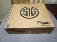Sig Sauer Handgun Factory Original Box