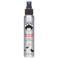 Bat House Attractant Scent Spray - Research-Based Pheromone No Guano for Bats 1
