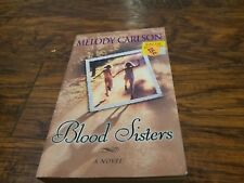 Blood Sisters by Melody Carlson (2001, Paperback)