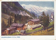 AK aus Volderwildbad, Tirol    (C51)